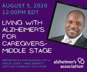Caregiver Greenville SC - Living With Alzheimer's For Caregivers - Middle Stage