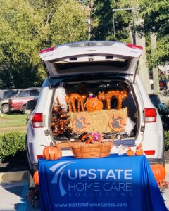 Homecare Greenville SC - Awesome Trunk or Treat Event