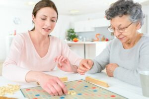 In-Home Care Simpsonville SC - In-Home Care Helps with Social Activities for Seniors